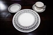 32 Pc Noritake Dinnerware Set Prelude Service For 6 Local Sale Only