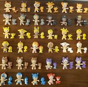 Twozies Season 1 Lot Of 68 Baby Pvc Figure Moose Toys 34 Matches No Dups 25 Boxs