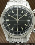 Citizen Record Master 21j Manual Winding Vintage Watch 1967and039s