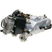 Engine Complete Gy6 Wheel 10 Inch With System Air Secondary 50cc 139qmb 139qm