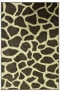 Giraffe Tree Topper Area Rug For Living Room Dining Room Kitchen Bedroom