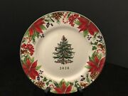 New Spode Christmas Tree 2020 Annual Collector 8 Plate In Original Box
