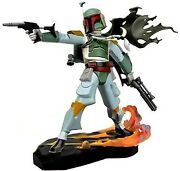 Star Wars Animated Boba Fett Limited Edition Maquette