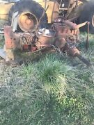 Ih Farmall 504 Parts Tractor Selling Parts Only