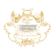 Vintage Furniture Decals Redesign Prima Furniture Transfers Rub On Lovely Script