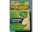 Polident Denture Cleanser 78 Tablets Cleaner Antibacterial Pack Brand New