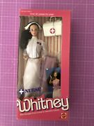 Barbie 1987 Nurse Whitney Over 20 Pieces For Play Nrfb Made In Malaysia.