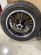 Indian Scout Front Tire And Wheel 130/90-16 M/c 72h