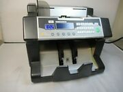 Royal Sovereign Rbc-3100 Bill Counter With Uv Mg Counterfeit Detector 1734g