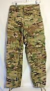 Us Army Multicam Advanced Combat Pant Fr Small-regularw/o Crye Knee Pad Nwot