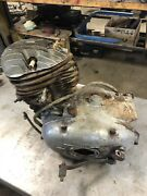 Sears Allstate Puch Sr 250 Sg Twingle Engine Motor