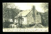 New York Ny Postcard Wellstown Road Old Eglin House Vintage 1907