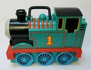 Thomas The Train And Friends Take Along Carry Case Diecast Metal Wooden Cars