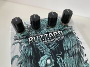 Protone Buzzard Overdrive Effects Pedal Discontinued Rare And Collectible Efx