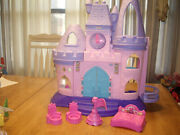 Fisher-price Little People Disney Princess Songs Castle Palace Play Set Sounds