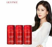 Lily Face Lily Ceramide Tablets Inner Skin Beauty - 12 Weeks Supply - Free Dhl