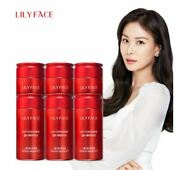 Lily Face Lily Ceramide Tablets Inner Skin Beauty - 24 Weeks Supply - Free Dhl