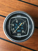 Old Vintage Boat Speedometer For Omc Motors And Many Others