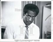1972 Press Photo Actor Bill Cosby Starring In Detective Hickey And Boggs