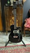 1960and039s Dan Armstrong Modified Danelectro Black