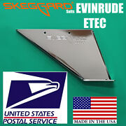 Skeggard 150-200 Hp E-tec 20andprime Shaft 2-strokes 2004 And Newer Excludes G2 Cover