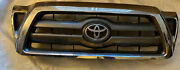 Toyota Oem 05-10 Tacoma-grille Grill 5310004400