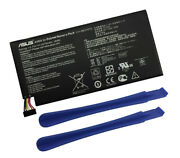 C11-me370tg New Genuine 16wh Battery For Asus Tab Google Nexus7 2012 3g And Tools