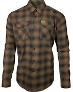 Dixxon The Chachi Flannel X- Large Mens Nib Large Xl Sold Out