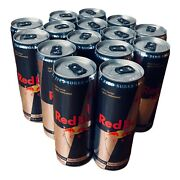 Red Bull Total Zero Energy Drink 15 Cans 8.4 Fl Oz Each Sugar Free Discontinued