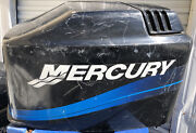 Mercury Saltwater V6 150 Hp Outboard 2 Stroke Engine Hood Cover Cowl Cowling