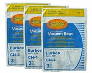 9 Eureka 900a Powerforce Microfiltration Cn4 Canister Vacuum Cleaner Bags