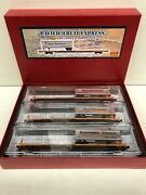 Micro-trains Pacific Fruit Express Three Car Runner Pack N Scale