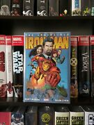 The Invincible Iron Man Omnibus By Kurt Busiek And Sean Chen Hardcover Hc Rare Oop