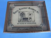 Teac Tokyo Electronic Acoustic Co Tape Maintenance Box Nos Vintage Reel To Reel