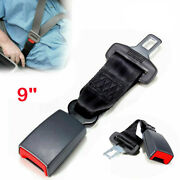 9and039and039 Inch Universal Car Safety Seat Belt Extender Seatbelt Extension Strap Buckle