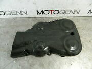 Ducati 2009 1098 Streetfighter Rear Cylinder Head Timing Belt Carbon Cover