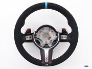 Bmw F20 F22 F30 M-tech M Sport New Alcantara Suede Leather Sw Shift Thick And Soft