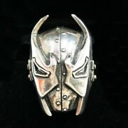 Medieval Spawn Silver 925 Ring Limited Edition Size Us6.5-7/uk M-Nrare