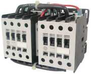 Ge Lar10a1 Iec Magnetic Contactor 3 Poles 24v Ac 96 A Reversing Yes