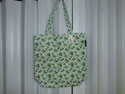 Longaberger St. Patrick's Day Lots Of Luck Tote. New