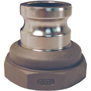 Dixon 2015-a-ss Cam And Groove Adapter2316 Ss