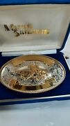 Collectible Western Rodeo Fashion Brand New Montana Silversmith Beltbuckle