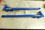 Polaris Indy Blue Trailing Arm Bars Right Left Arms 1820712 1820711