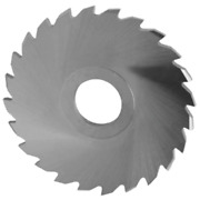 Robbjack K30-1250-32-30 3-in Diam. Slitting Saw 0.125-in Thick 1-in Id 30