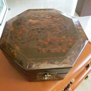 Korean Mother-of-pearl Octagonal Box Early 20th Century