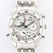 Citizen Campanora Minute Repeater 6762-t022057 Ss Solar White Dial Excellent