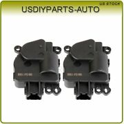 Fit For 2007-2016 Ford Truck Lincoln 2 Hvac Heater Ac Air Blend Door Actuator