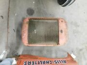 Allis-chalmers B Or C Tractor Front Grill Tag 1822