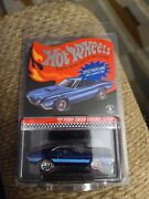 Hot Wheels Redline Club 72 Grand Torino Sport.spectraflame For A Limited Time