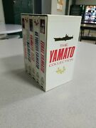 The Yamato Collection Vhs Star Blazers Great Condition Rareandnbsp